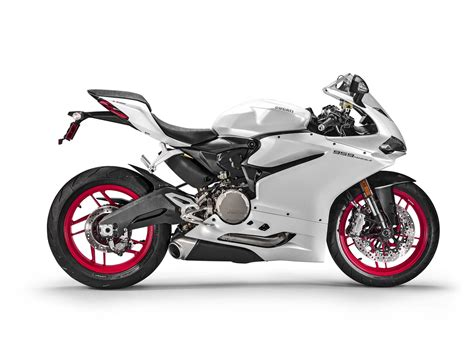 Ducati Motorcycle : Ducati 959 Panigale Gets Normal Exhaust For Usa