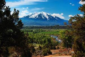 Images USA Colorado Nature Mountains Forests Scenery