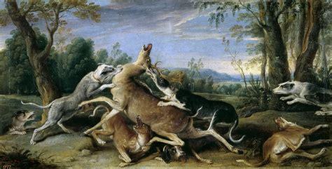 Deer Hunting Desktop Wallpaper Wallpapers Deer Greyhound Dogs Pictorial Art Animals