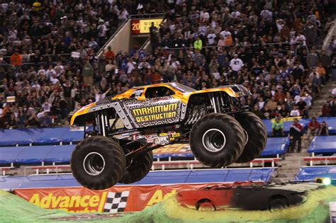 monster truck show maine monster jam rumbles into webster bank arena connecticut post