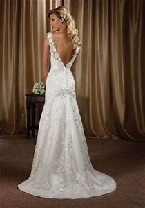 very pretty wedding dress with low back gowns juxtapost With really pretty wedding dresses