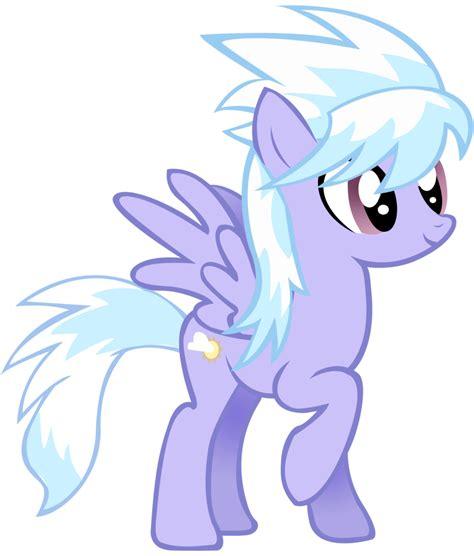 pony cloudchaser mlp vector cloud friendship magic chaser rainbow derpy ponies fim thunderlane deviantart dash background fanpop clouds cloudkicker equestrian