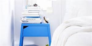 Table De Chevet Blanche Ikea : table de chevet ikea selje jo yana ~ Nature-et-papiers.com Idées de Décoration