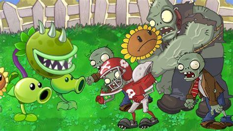 plants vs zombies animation pvz 2 in pvz1
