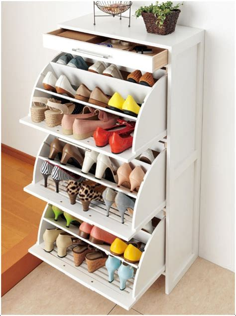 Shoe Storage Solutions For Your Home