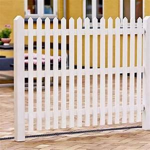 Gartenzaun Holz Weiß : gartenzaun holz skagen wei 120cm ~ Sanjose-hotels-ca.com Haus und Dekorationen