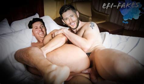 jensen ackles naked gay freee