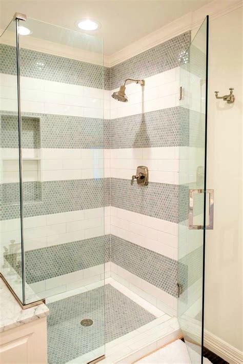 bathroomexciting ideas  white tile shower tiles