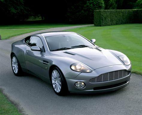 2007 Aston Martin Vanquish S History, Pictures, Sales