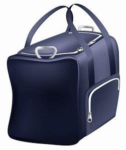Blue Travel Bag Clip Art At clipart