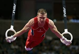 Jonathan Horton in 2012 U.S. Olympic Gymnastics Team ...