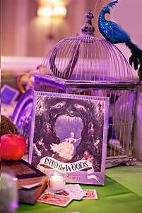 Alice in Wonderland Bridal Shower Inspiration - TrueBlu ...