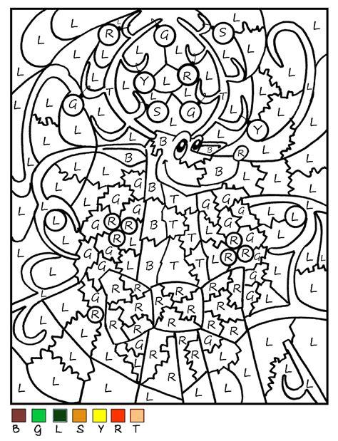 disegni da colorare   numeri ek pineglen