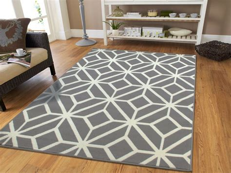 Rugs Grey by Gray Rugs 8x10 Contemporary Patterned Moroccan