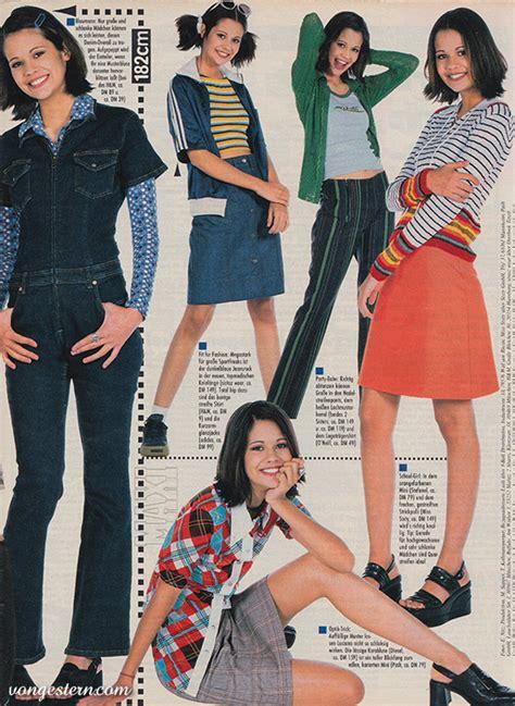 70er jahre mode frauen vongestern modekn 252 ller der 90er jahre 1997