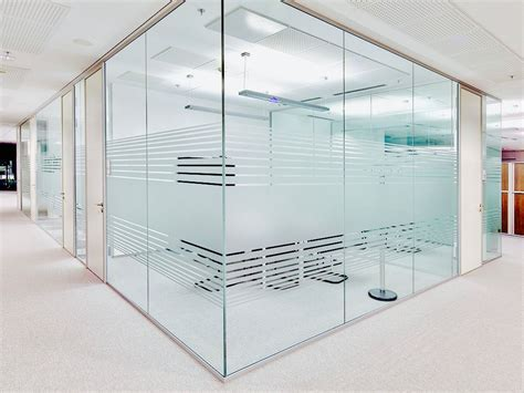 Office Glass Walls   Glass Factory NYC