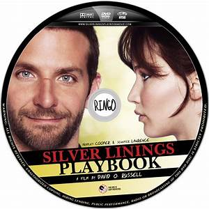Covers Box Sk     Silver Linings Playbook   Blueray    Movie