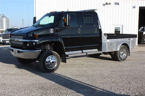 Chevrolet Kodiak C5500 Flatbed Trucks For Sale Used Trucks