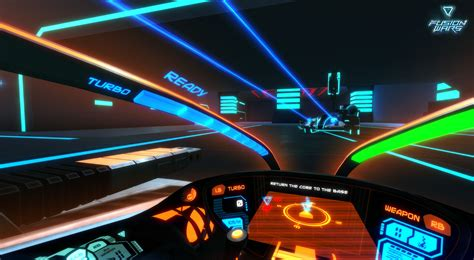 First 'Fusion Wars' Screens Emerge, a TRON Inspired ...