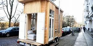 Tiny House In Deutschland : bauhaus campus entwickelt berlins kleinstes haus ~ Markanthonyermac.com Haus und Dekorationen