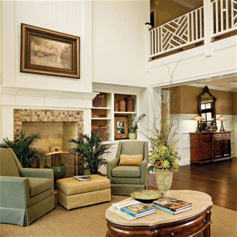 southern living gracious living rooms living room decorating ideas incorporate personal touches