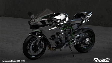 Kawasaki H2r Hd Photo by 2015 Kawasaki H2r Papel De Parede Hd Plano De