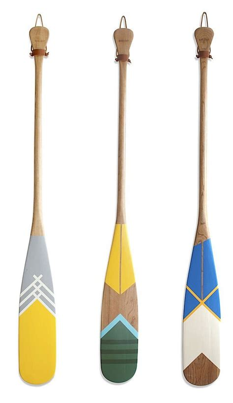 decorative oars and paddles canada 25 best ideas about painted oars on
