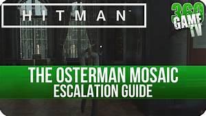 Hitman - The Osterman Mosaic Escalation Level 5 - Paris Escalations Guides