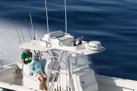 Key West Express Boat Specs by Center Consoles 340 Open Details Seavee Boats