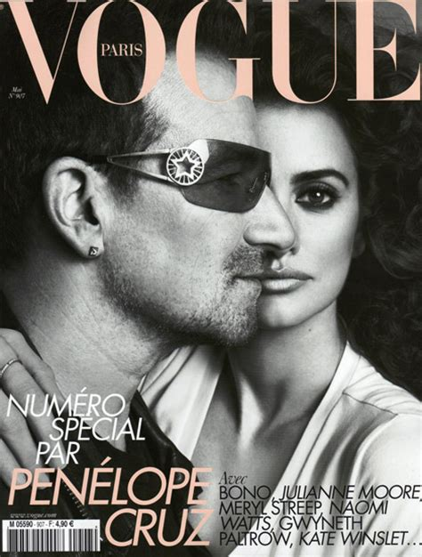 bono magazine cover 2 bono and on vogue cover