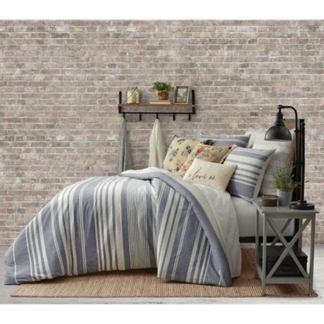 Bee Willow Home Yarn Dye Stripe Bedding Collection