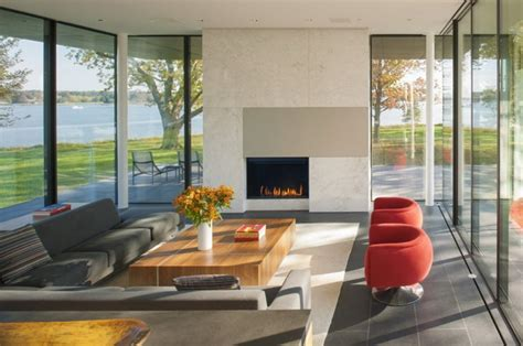 Home Interior Design Usa by Tred Avon River House By Robert M Gurney Architect