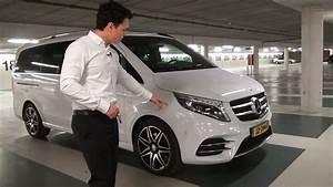Mercedes Classe V Amg : 2017 mercedes v class more space with s class luxury v250d amg long review and pov drive ~ Gottalentnigeria.com Avis de Voitures