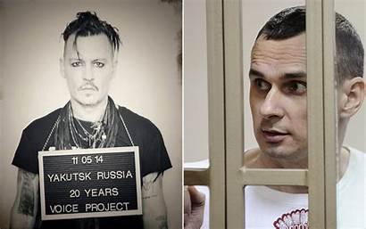 Depp Johnny Sentsov Ukrainian Oleg Director Film