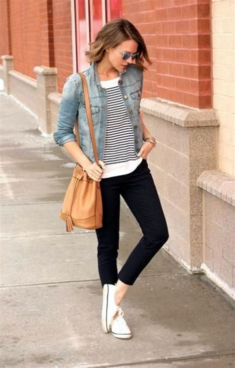 15 Spring 2018 Casual Outfits That Inspire - Styleoholic
