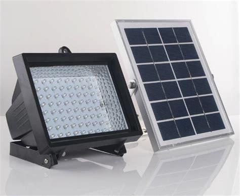 solar panel flood lights best solar panel flood lights 80 led 5w l spotlight