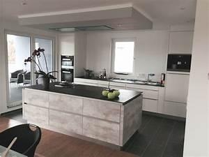 Küche In Betonoptik : k chen schreinerei pangerl gmbh ~ Michelbontemps.com Haus und Dekorationen