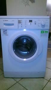 Waschmaschine Bosch Maxx : waschmaschine bosch maxx 6 varioperfect bis 6 kg ca 3 5 jahre alt top zustand in m nchen ~ Frokenaadalensverden.com Haus und Dekorationen