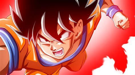 wallpaper goku dragon ball super   anime