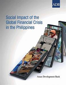 Social Impact of the Global Financial Crisis in the ...