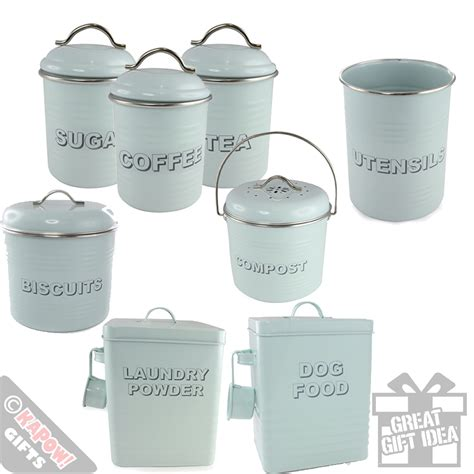 fashioned kitchen canisters vintage style kitchen canisters items similar to kitchen