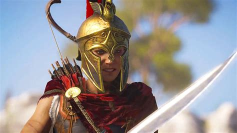 E3 2018 Assassin's Creed Odyssey Gets Release Date In