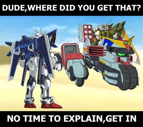 Gundam Memes - gundam build fighters meme 1 by zerosenpie on deviantart