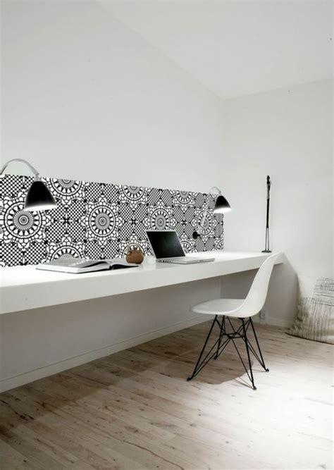 bureau mural design le mobilier de bureau contemporain 59 photos inspirantes