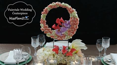 diy fairytale wedding centerpiece diy wedding