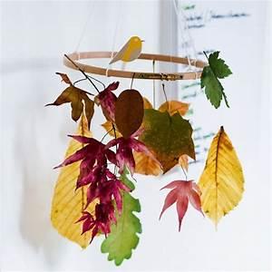 Pinterest Herbst Basteln : basteln and mobiles on pinterest ~ Orissabook.com Haus und Dekorationen