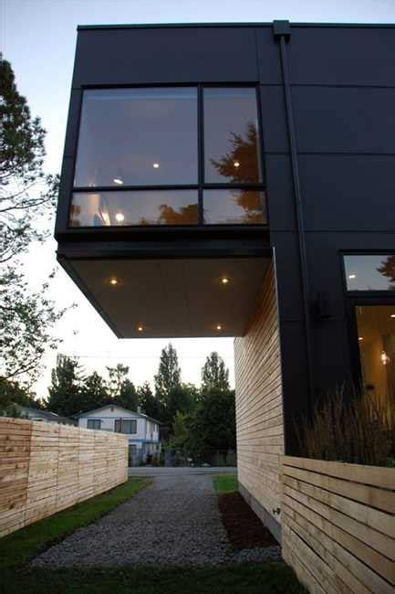 contemporary home features modern interior design