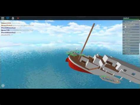 ship sinking simulator 13 sinking ship simulator part 1
