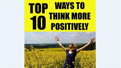 Top 10 Ways To Think More Positively In Social Work  Digital Ideas