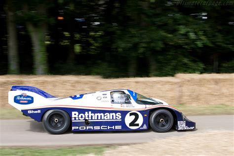 Porsche 956 - Chassis: 956-008 - 2008 Goodwood Festival of ...